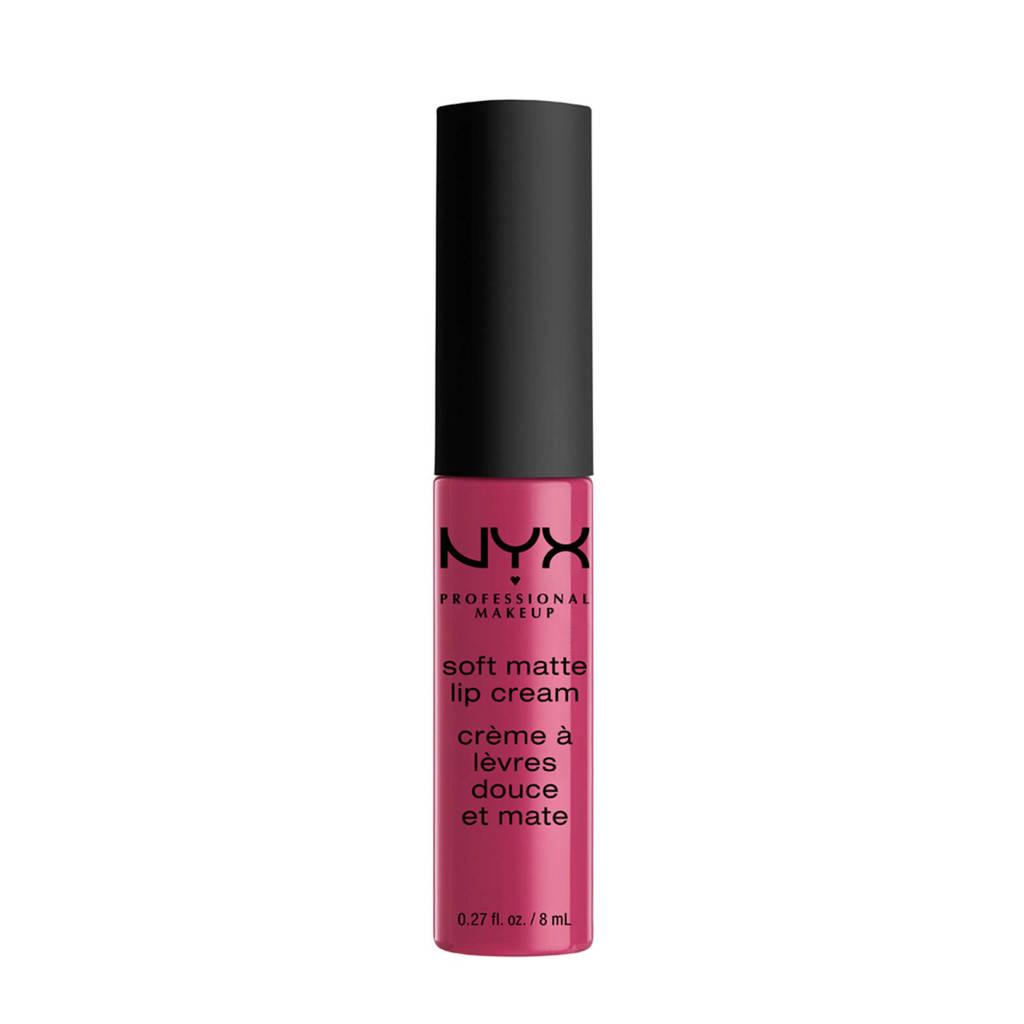 NYX Professional Makeup Soft Matte Lip Cream - Prague SMLC18