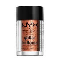 NYX Professional Makeup Face & Body Glitter - Copper GLI04
