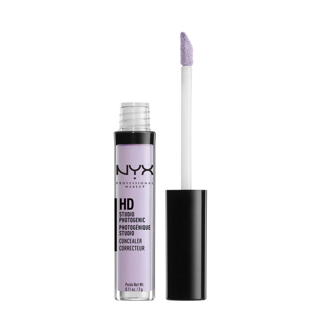NYX Professional Makeup HD Photogenic concealer - Lavender CW11