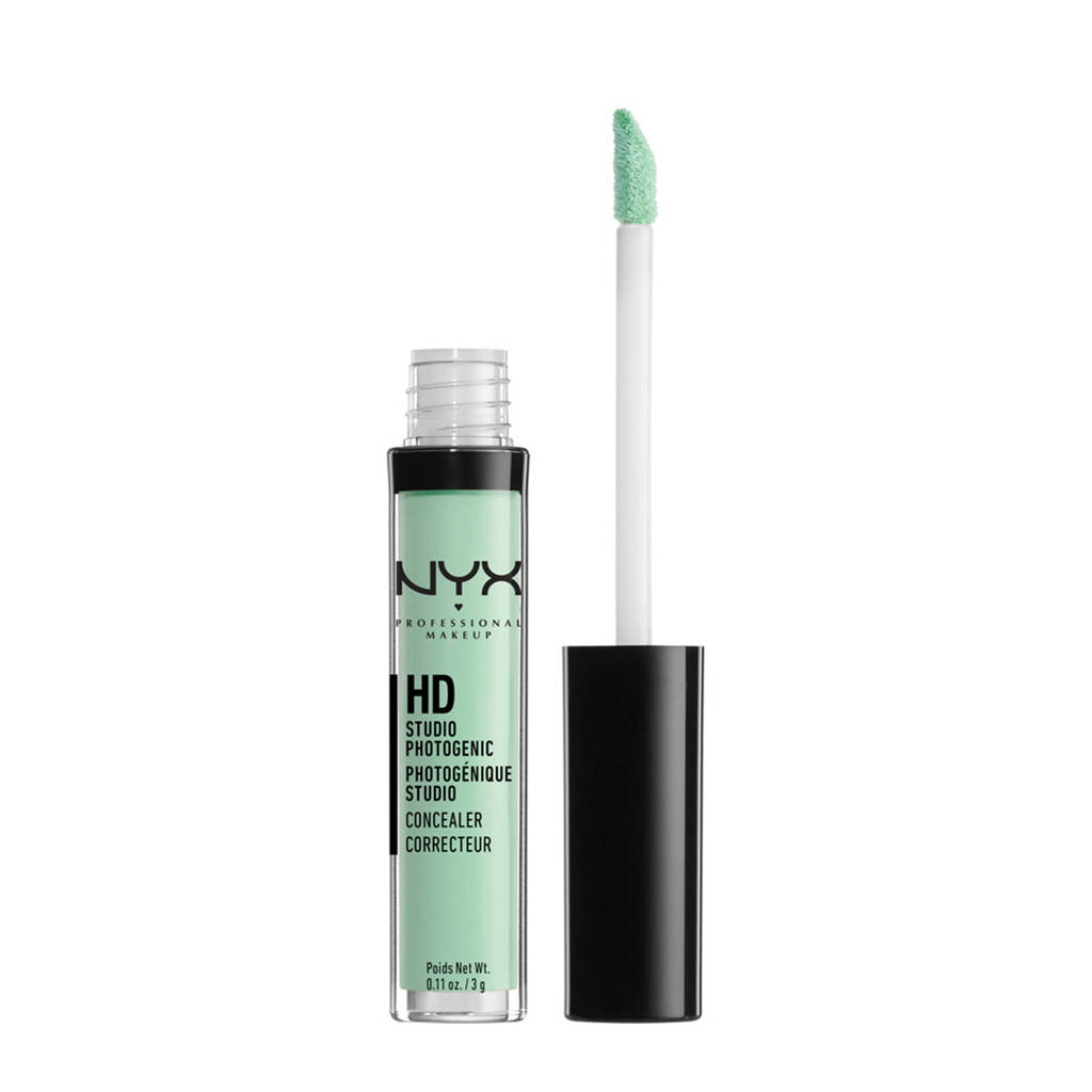 NYX Professional Makeup HD Photogenic concealer - Green CW12