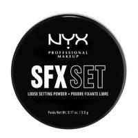NYX Professional Makeup SFX Setting Powder - Translucent SFXSP01