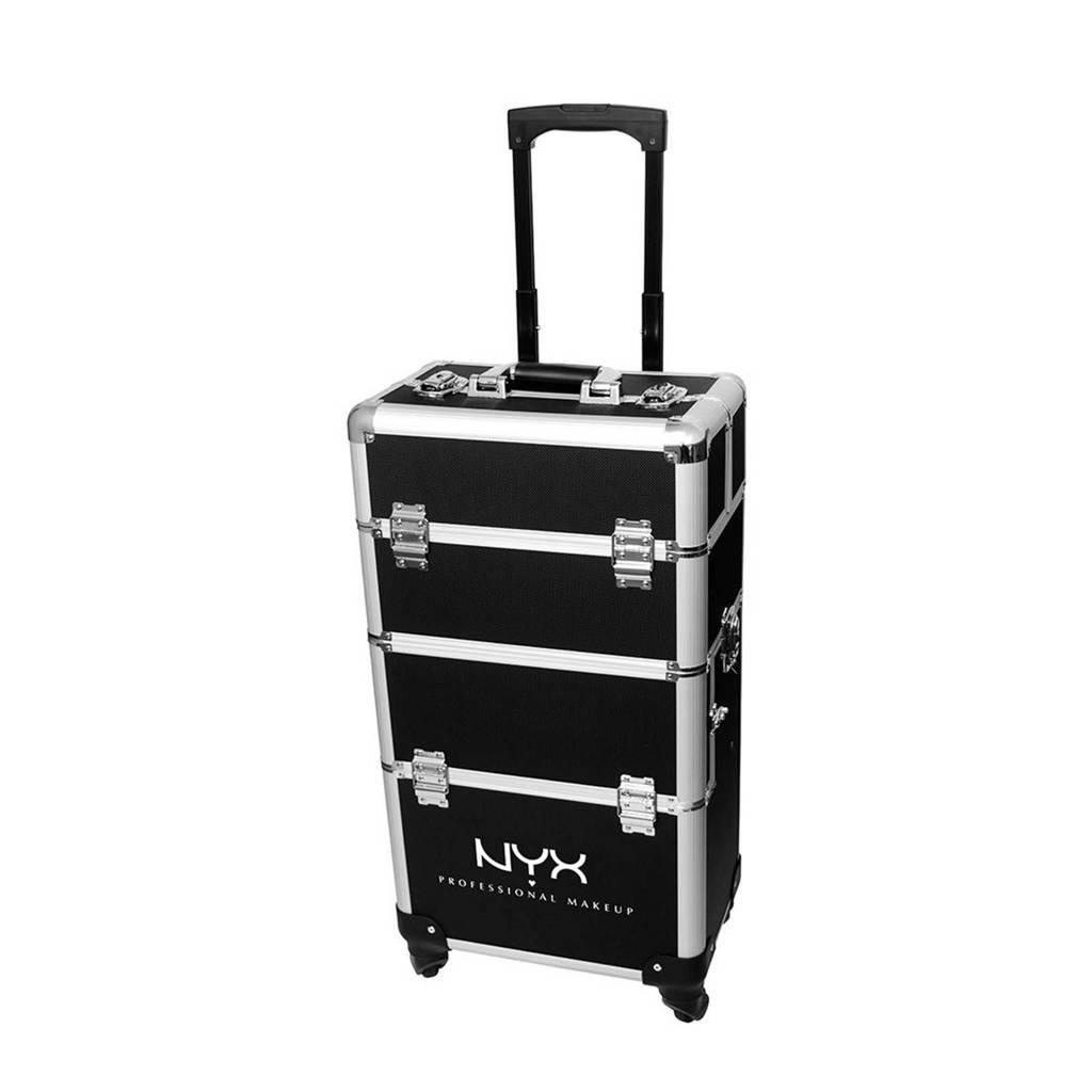 NYX Professional Makeup Makeup Artist Train Case - 4 TIER