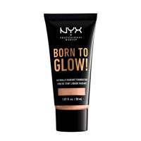 NYX Professional Makeup Born To Glow! Naturally Radiant Foundation - Light BTGRF05