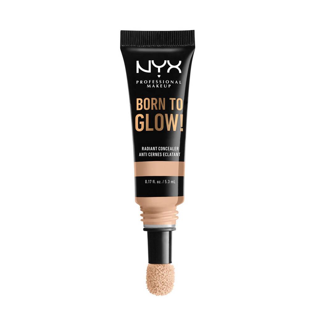 NYX Professional Makeup Born To Glow Radiant concealer - Vanilla BTGC06