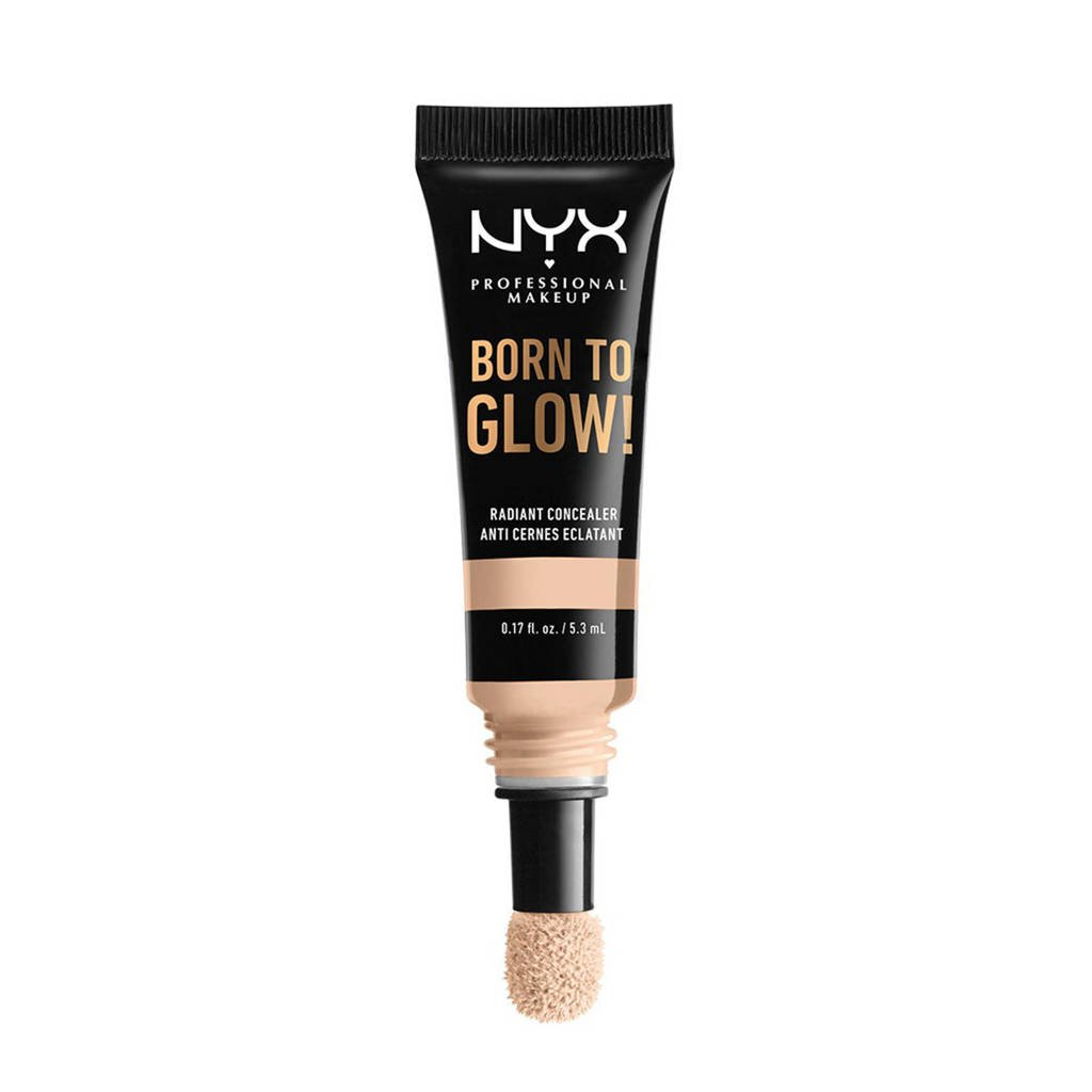 NYX Professional Makeup Born To Glow Radiant concealer - Light Ivory BTGC04