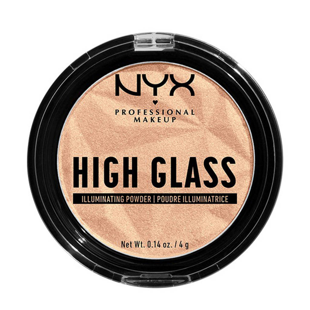 NYX Professional Makeup High Glass Illuminating Powder - Moon Glow HGIP01