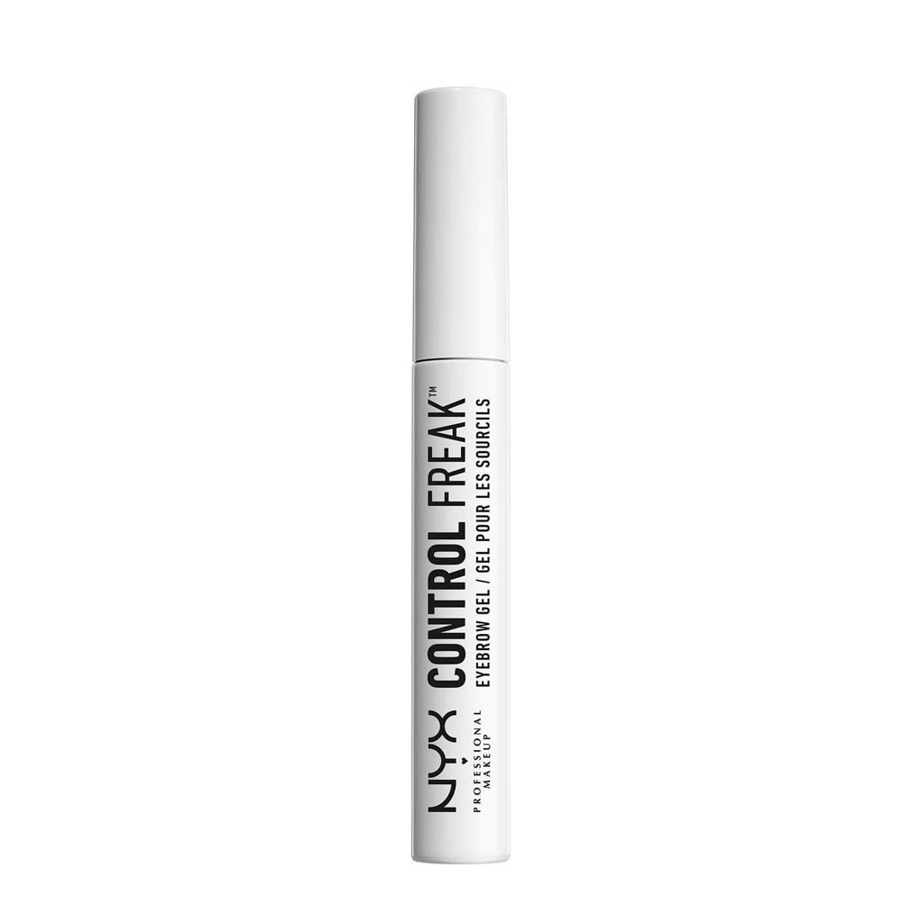 NYX Professional Makeup Control Freak Eyebrow Gel - CFBG01