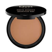 NYX Professional Makeup Matte Body bronzer - Medium MBB03, Bruin