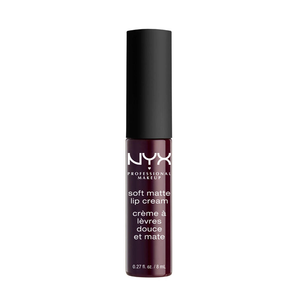 NYX Professional Makeup Soft Matte Lip Cream - Transylvania SMLC21