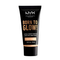 NYX Professional Makeup Born To Glow! Naturally Radiant Foundation - Pale BTGRF01