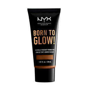 Born To Glow! Naturally Radiant Foundation - Mocha BTGRF19