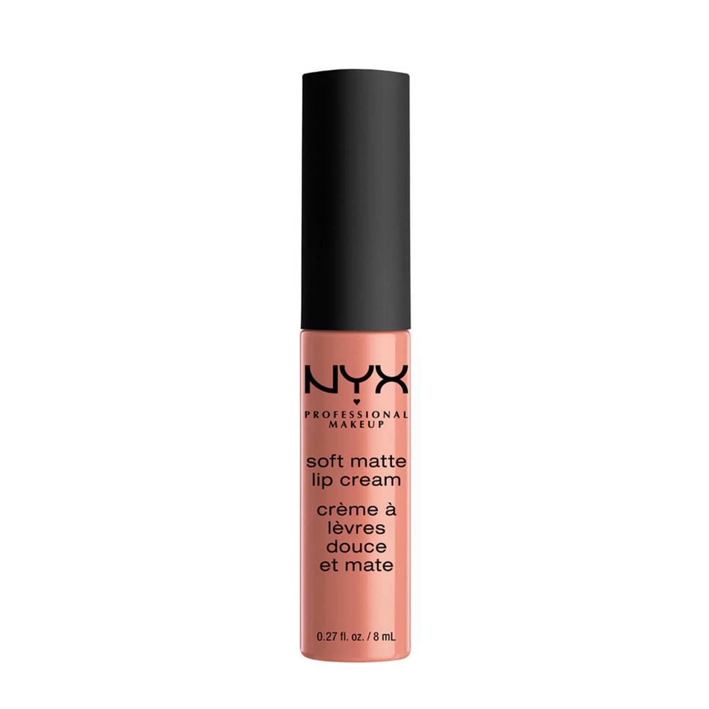 NYX Professional Makeup Soft Matte Lip Cream - Stockholm SMLC02