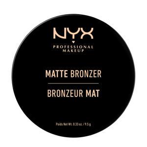 Matte Body bronzer -  Light MBB01