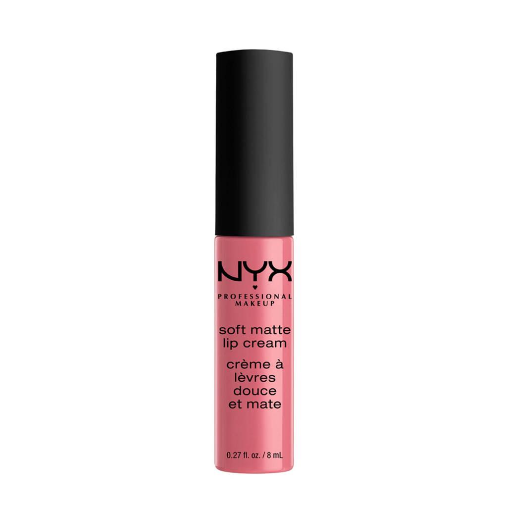 NYX Professional Makeup Soft Matte Lip Cream - Milan SMLC11