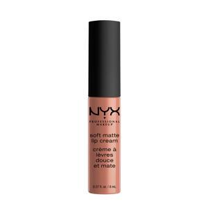 Soft Matte Lip Cream - Abu Dhabi SMLC09