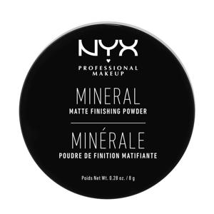 Mineral Finishing Powder poeder - Light/Medium MFP01