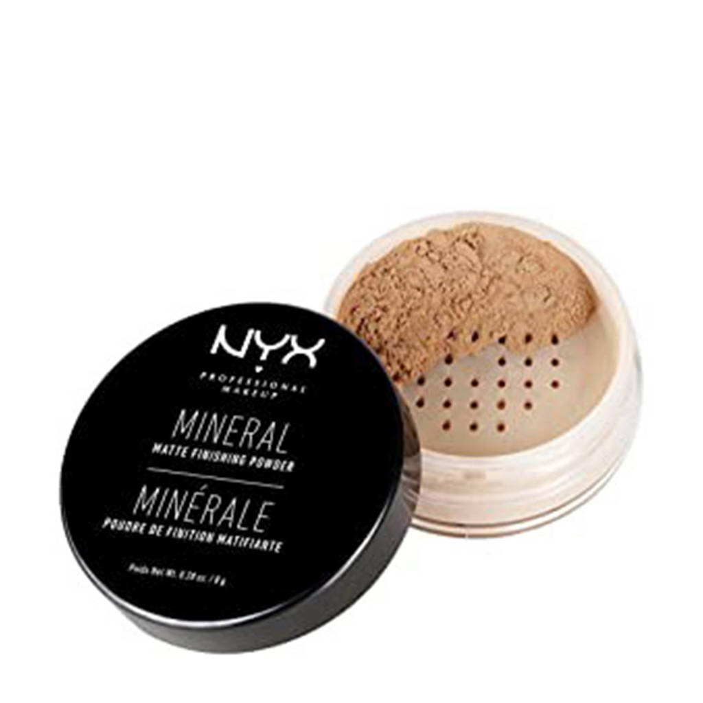Nyx Professional Makeup Mineral