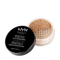NYX Professional Makeup Mineral Finishing Powder poeder - Medium/Dark MFP02