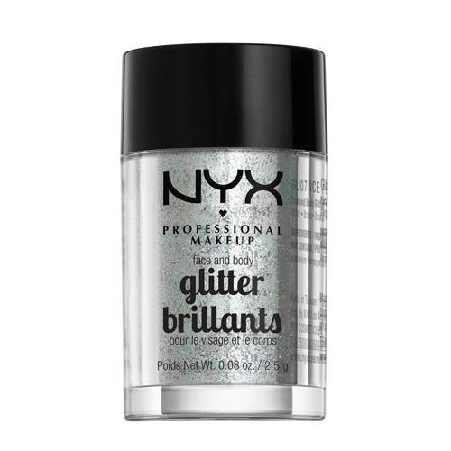 NYX Professional Makeup Face & Body Glitter -