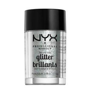 Face & Body Glitter - Ice GLI07