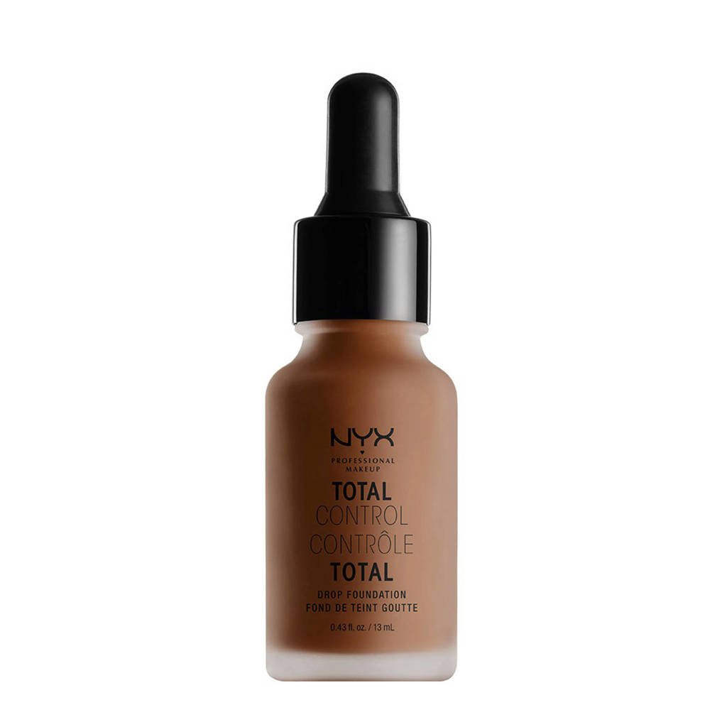 NYX Professional Makeup Total Control Drop Foundation - Cocoa TCDF21