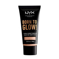 NYX Professional Makeup Born To Glow! Naturally Radiant Foundation - Porcelain BTGRF03