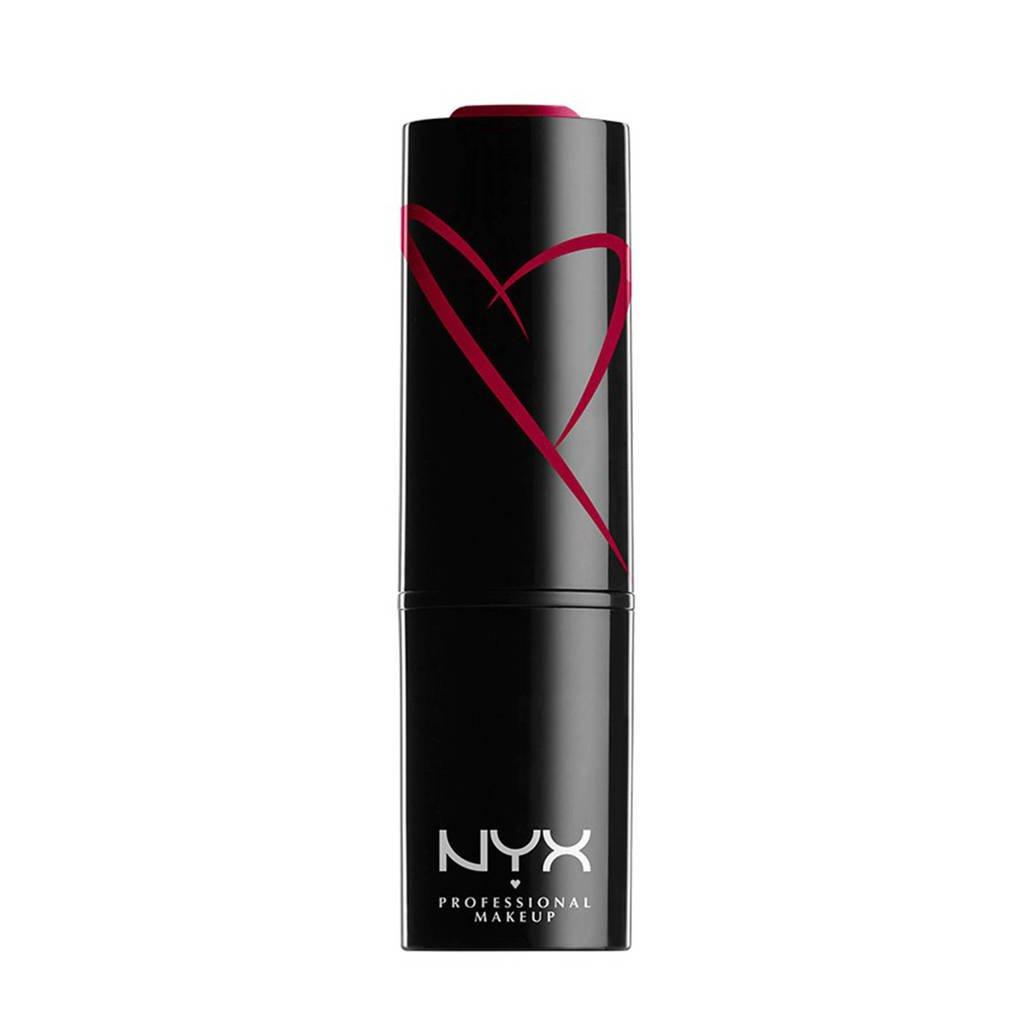 NYX Professional Makeup Shout Loud Satin Lipstick - Wife Goals SLSL19