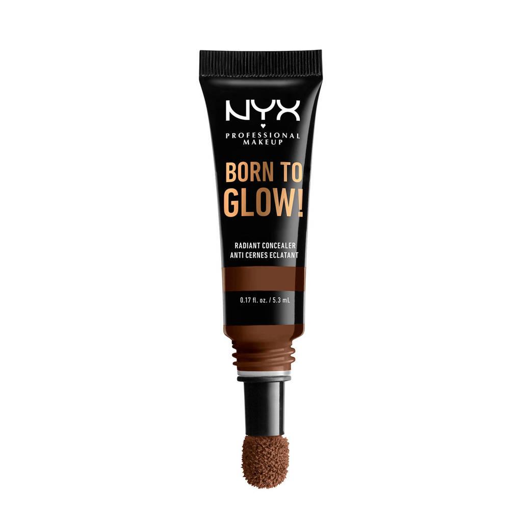 NYX Professional Makeup Born To Glow Radiant concealer - Deep BTGC22