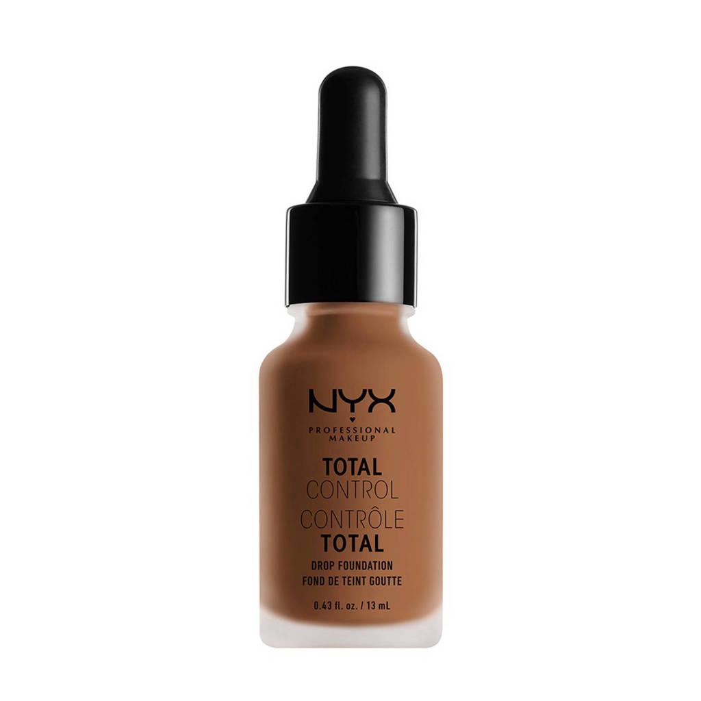 NYX Professional Makeup Total Control Drop Foundation - Mahogany TCDF16