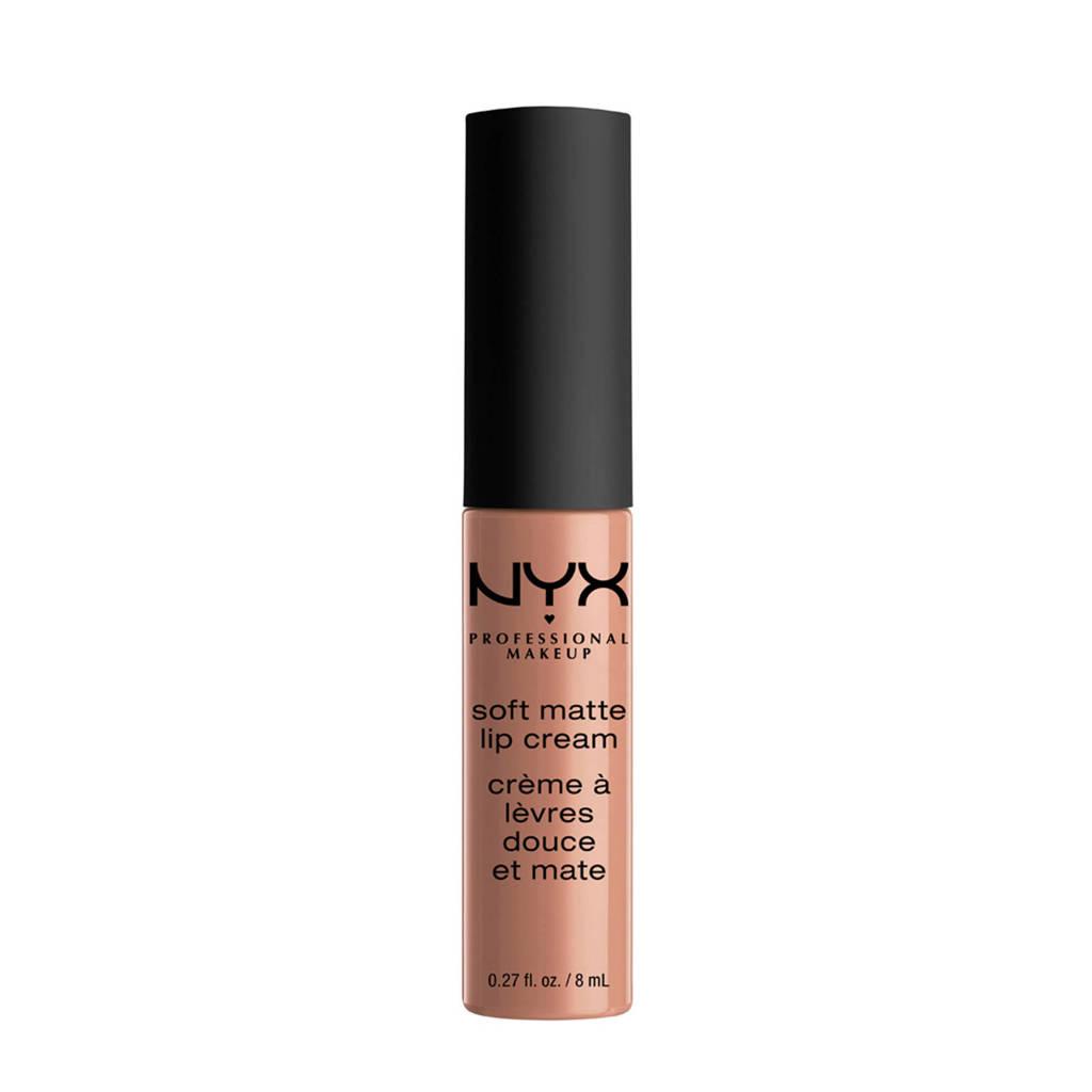 NYX Professional Makeup Soft Matte Lip Cream - London SMLC04