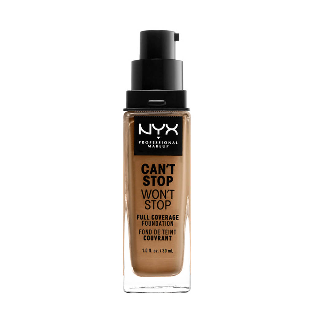 NYX Professional Makeup  Can't Stop Won't Stop Full Coverage foundation - Golden CSWSF13
