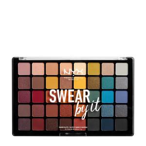 Swear By It Shadow Palette oogschaduw - SBISP01