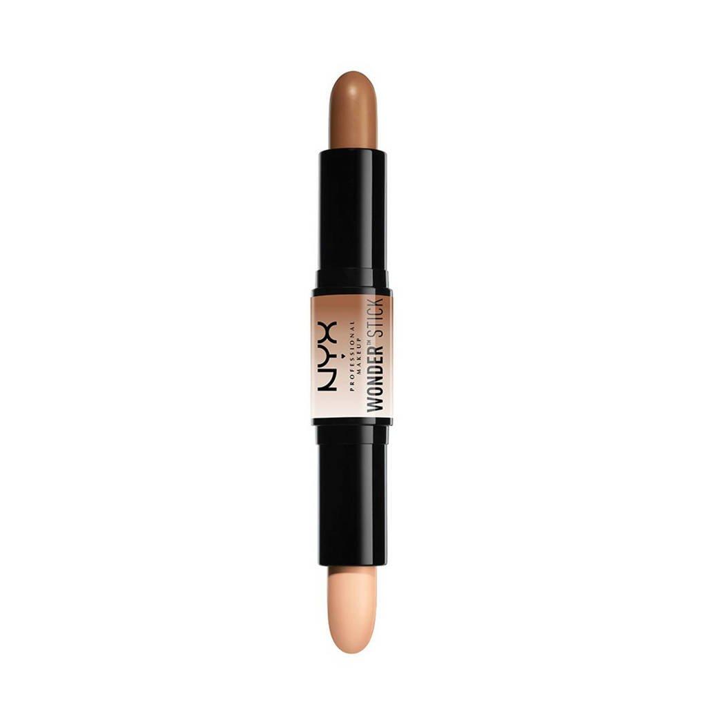 NYX Professional Makeup Wonder Stick - Highlight & Countour - Medium WS02