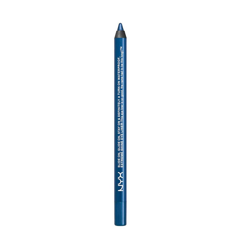 NYX Professional Makeup Slide On Eye Pencil oogpotlood - Sunrise Blue SL14, Sunrise Blue SL14