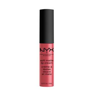 Soft Matte lippenstift - San Paulo SMLC08
