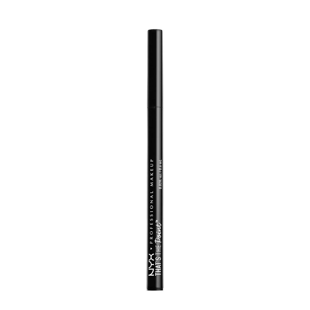 NYX Professional Makeup That's The Point eyeliner - Hella Fine TTPE07