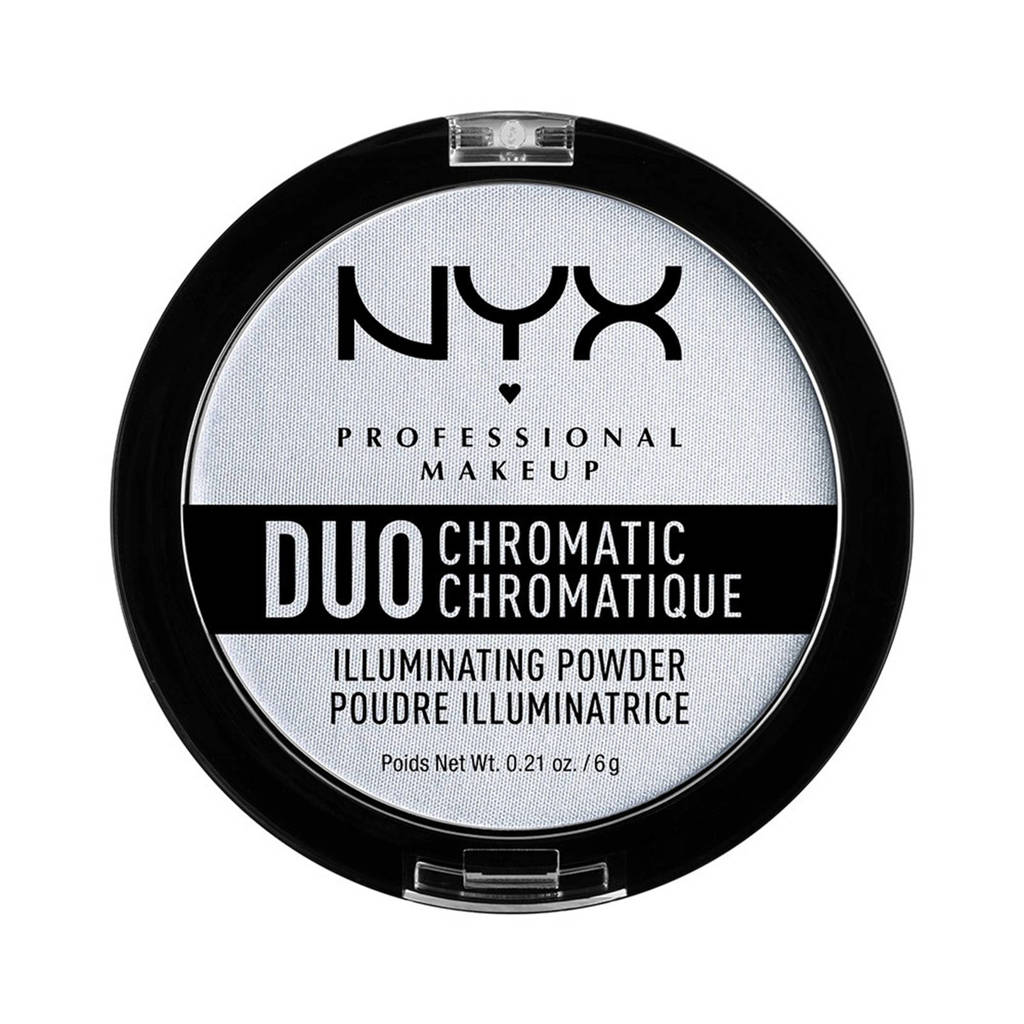 NYX Professional Makeup Duo Chromatic Illuminating poeder - Twilight Tint DCIP01