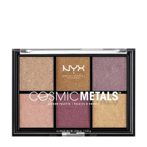 Cosmic Metals Shadow oogschaduw palette - CMSP01