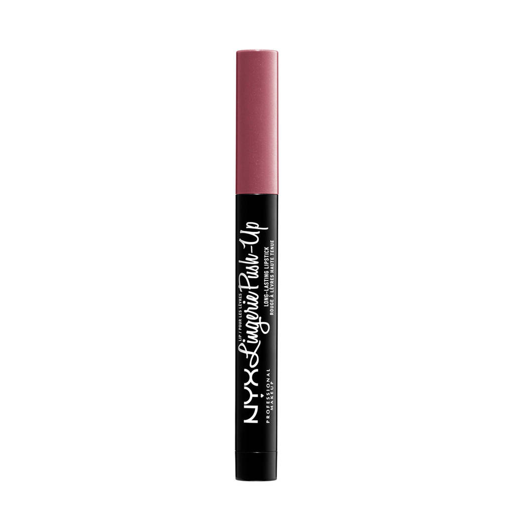 NYX Professional Makeup Lip Lingerie Push-Up Long-Lasting lipstick - Embellishment LIPLIPLS02