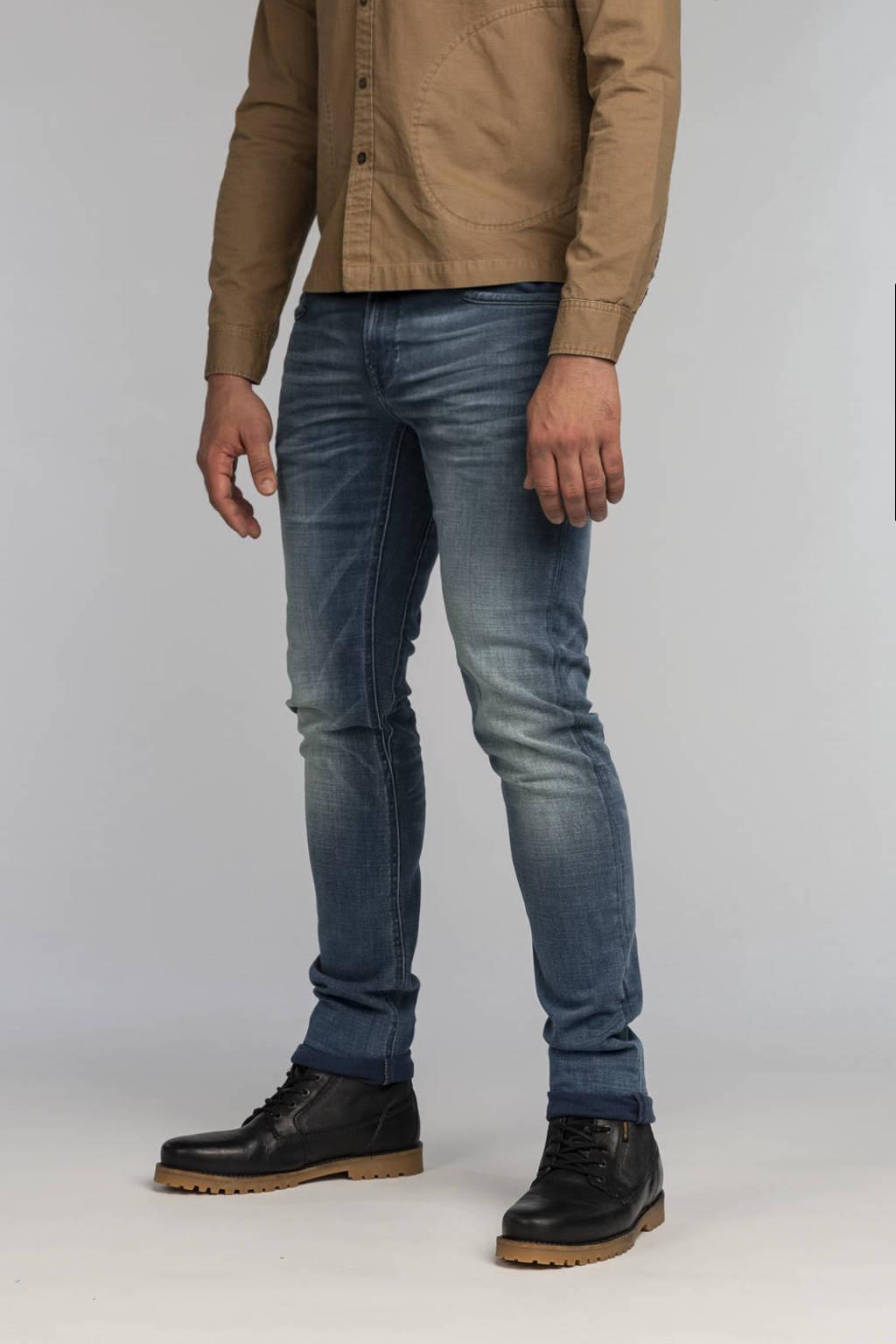 PME Legend slim fit jeans Tailwheel royal blue indigo, ROYAL BLUE INDIGO
