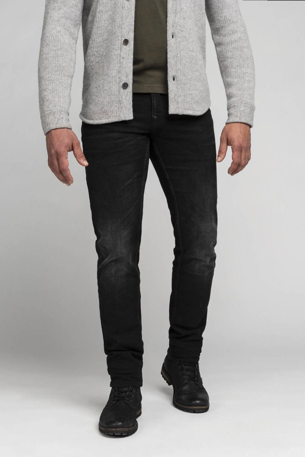 PME Legend regular fit Skyhawk jeans zwart, Zwart