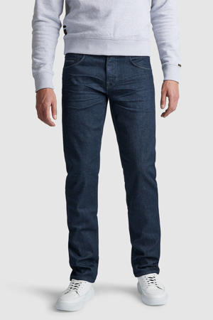 slim straight fit jeans Nightflight dark denim