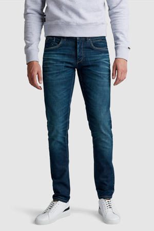 slim fit XV jeans dark blue