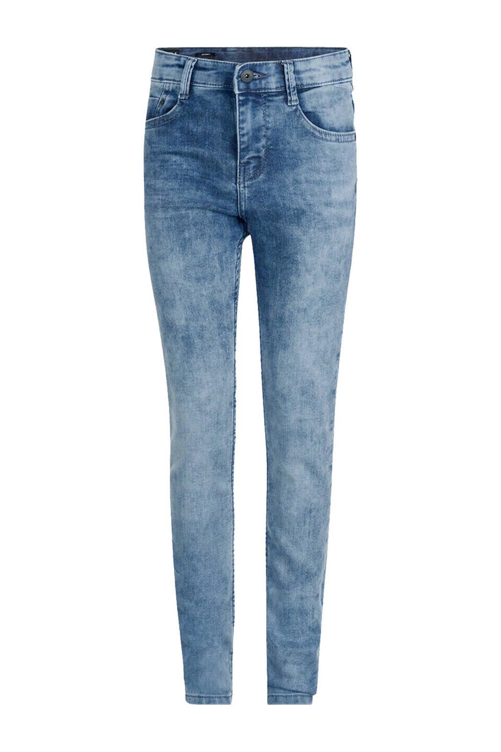 Shoeby Jill & Mitch skinny jeans Boogy dark denim, Dark denim