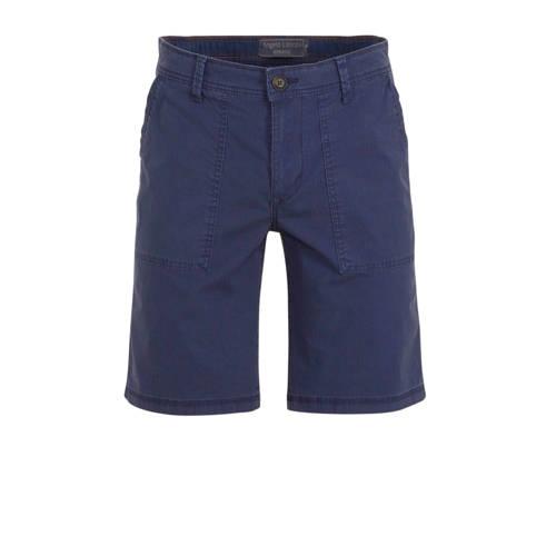 C&A regular fit bermuda donkerblauw
