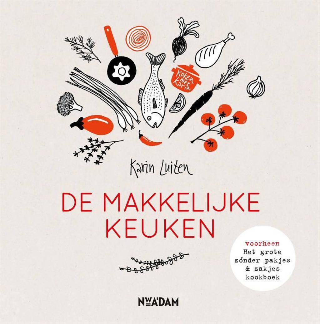 De makkelijke keuken - Karin Luiten