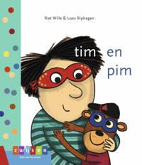 Leren lezen AVI start: tim en pim - Riet Wille