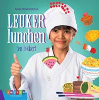 Leesserie Estafette: Leuker lunchen (en lekker) - Anke Kranendonk