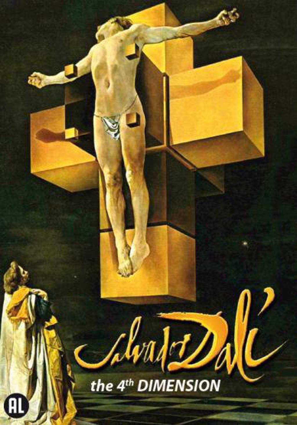 Salvador Dali - the 4th dimension (DVD)