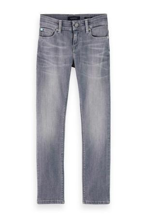 super skinny jeans grijs stonewashed